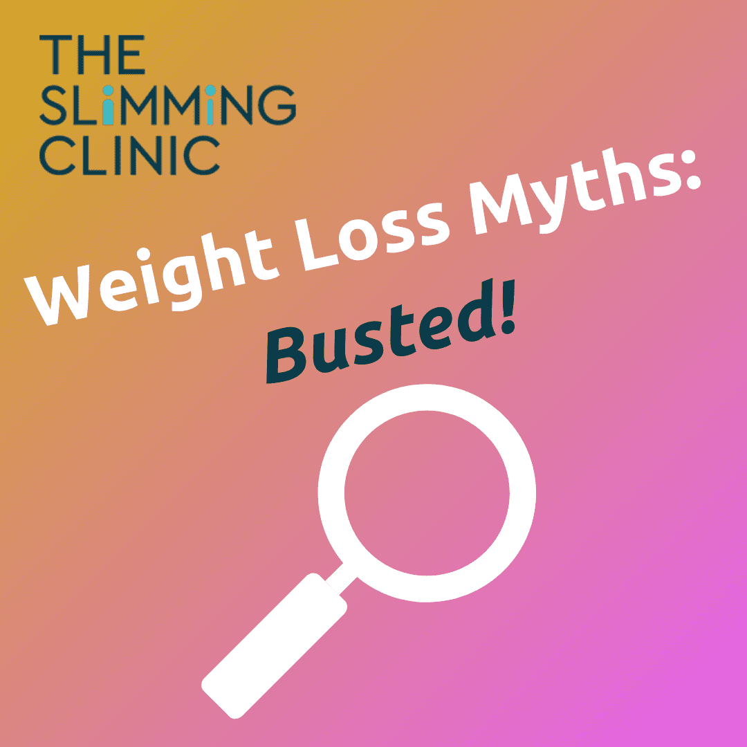 slimming myths