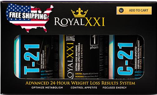 royal king fat burner