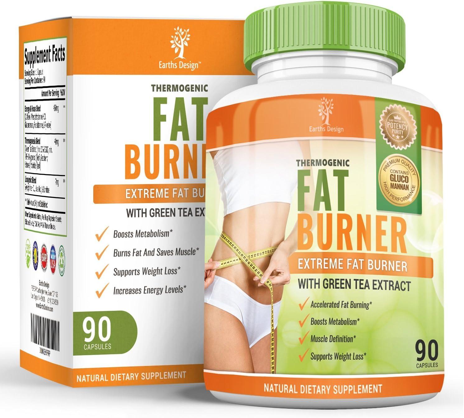 fat burner best brand