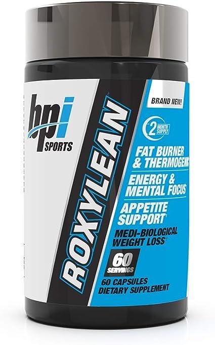 bpi roxylean fat burner arvustused