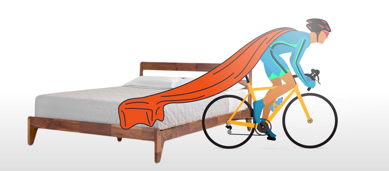 kuidas rasva poletada jalgratta ajal