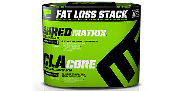 musclepharm fat loss stack