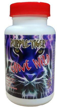 purple tiger fat burner ohutu kaalulangus 6 nadalat