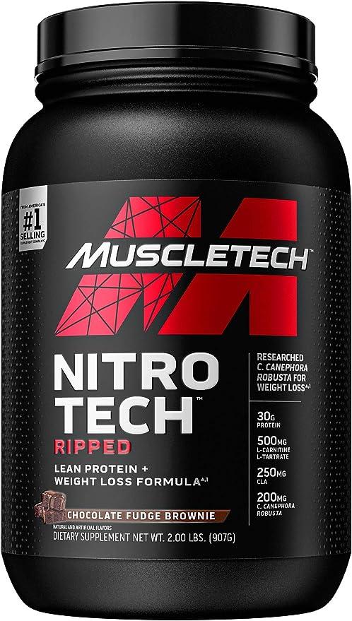 nitro tech fat loss slimming meatloaf retsept