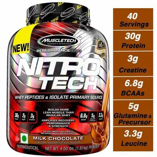 nitro tech fat loss slim nuud